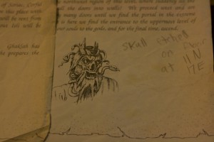 Bard's Tale journal 04
