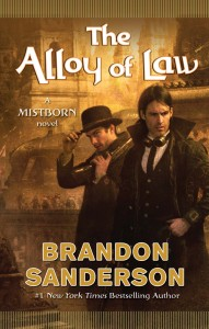 Alloy of Law cover