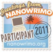 NanoWriMo!