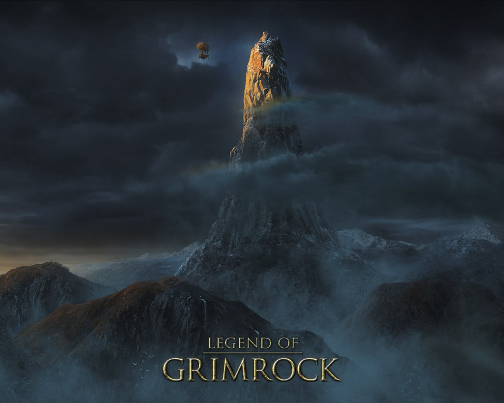 Legend of Grimlock mountain
