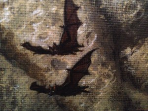 Whelan bats