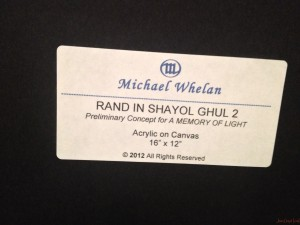 Whelan label