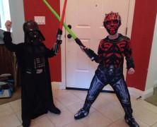 My Star Wars social experiment