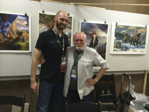 Larry Elmore and myself