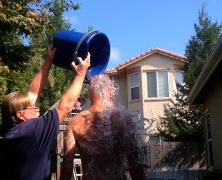 #Ice Bucket Challenge