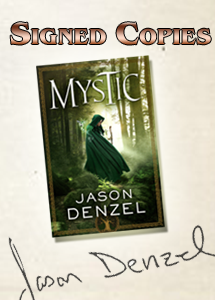 Mystic signed copies