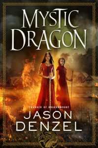 Mystic Dragon US cover