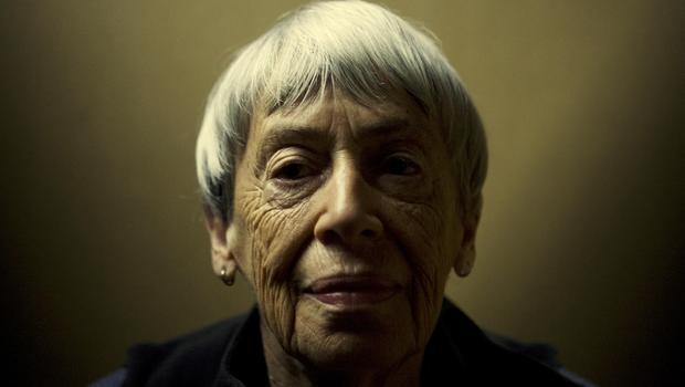 RIP Ursula K Le Guin
